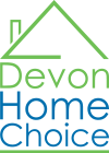 Devon Home Choice site logo